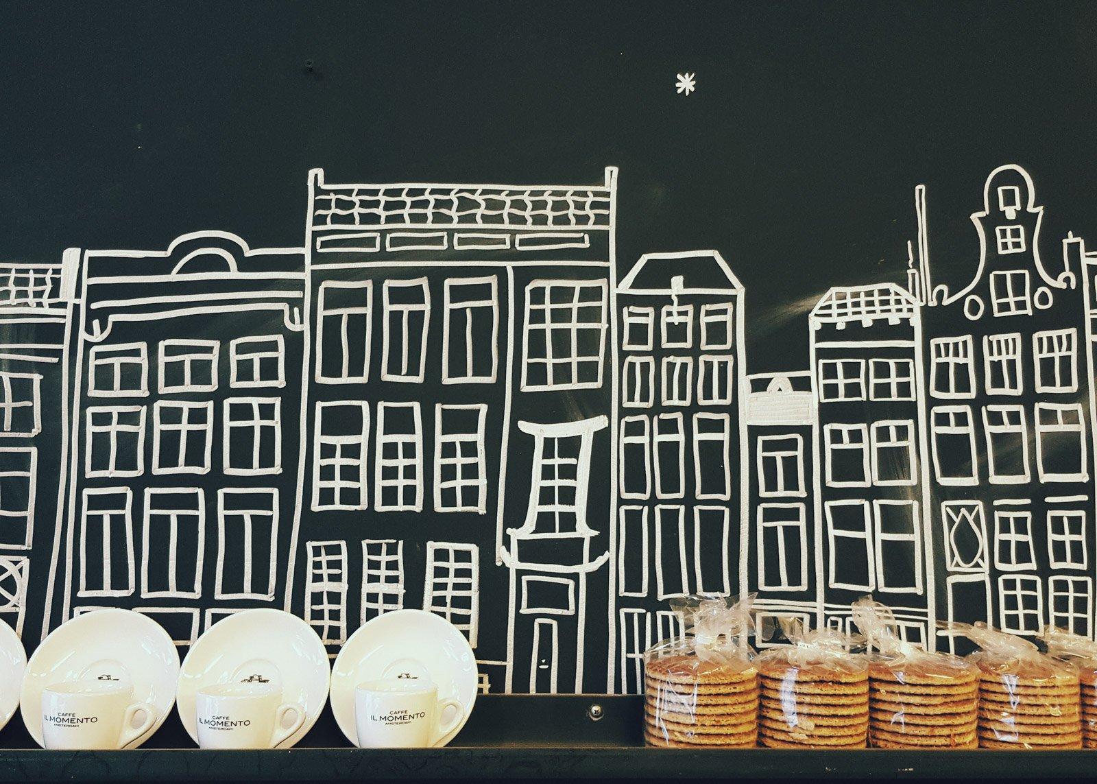 il momento coffee amsterdam