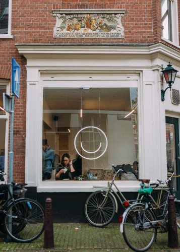 toki coffee outside