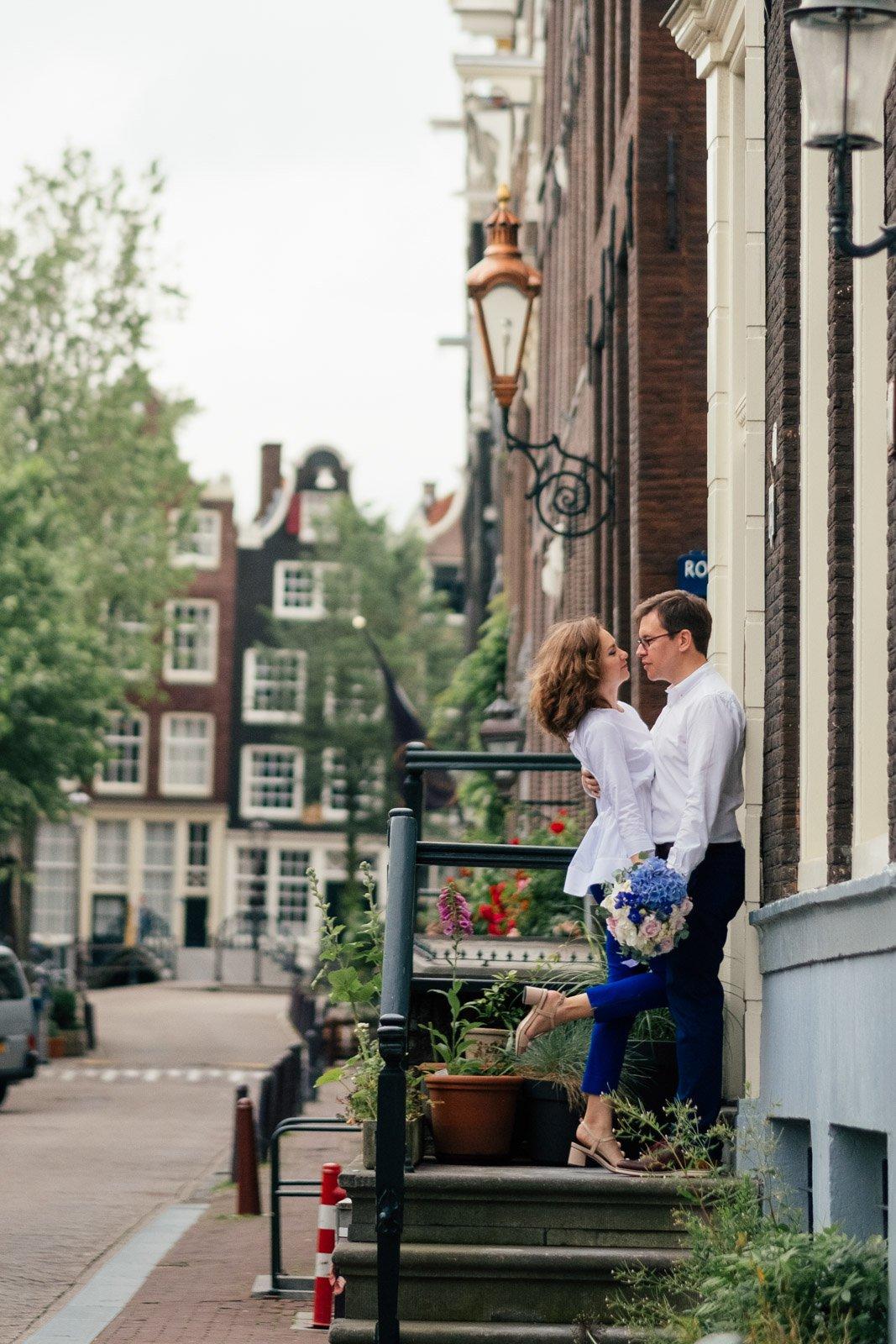 amsterdam elopement shoot