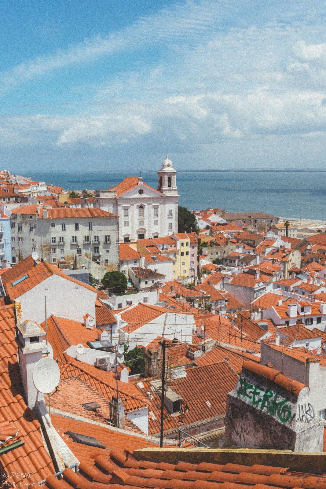 гид фотопрогулка по лиссабону, португалия