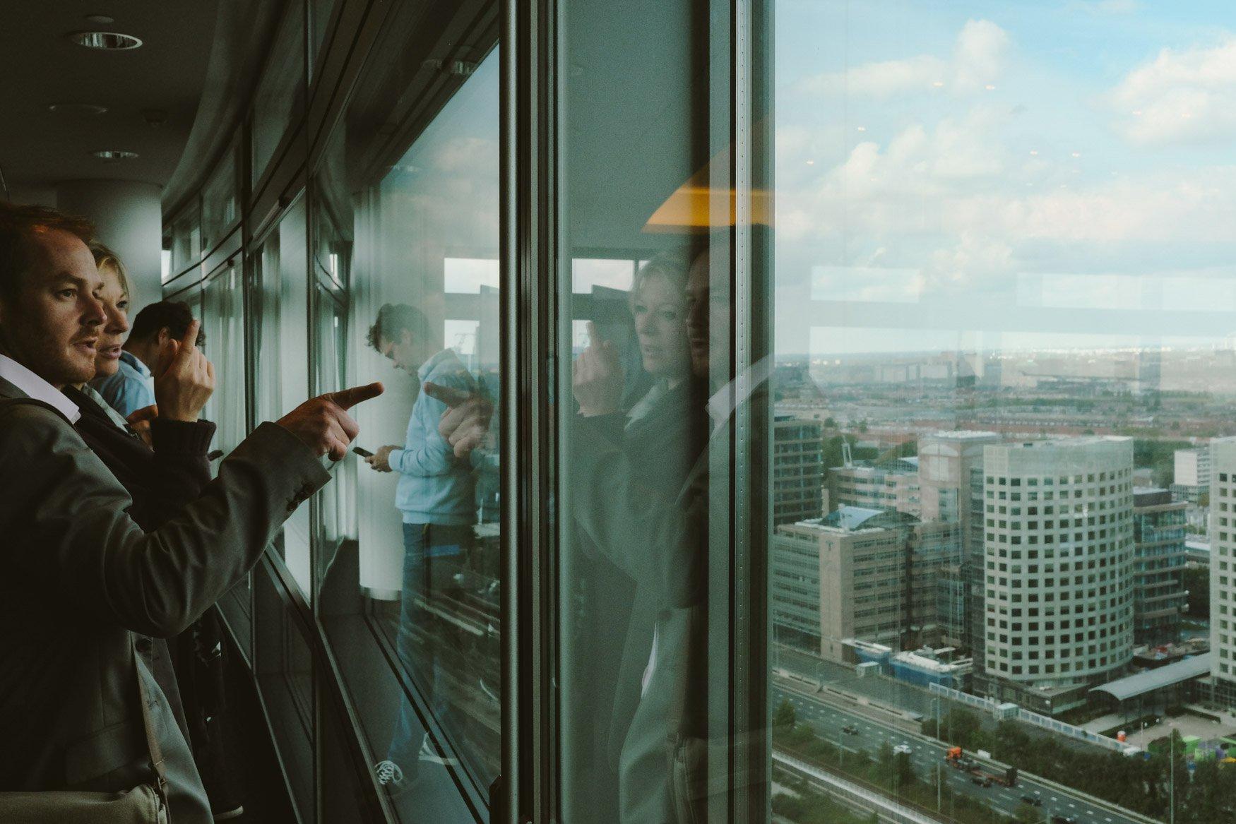 Foto reporter Amsterdam