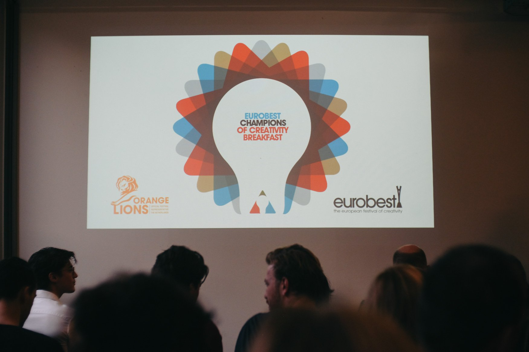 Eurobest Champions of Creativity Breakfast