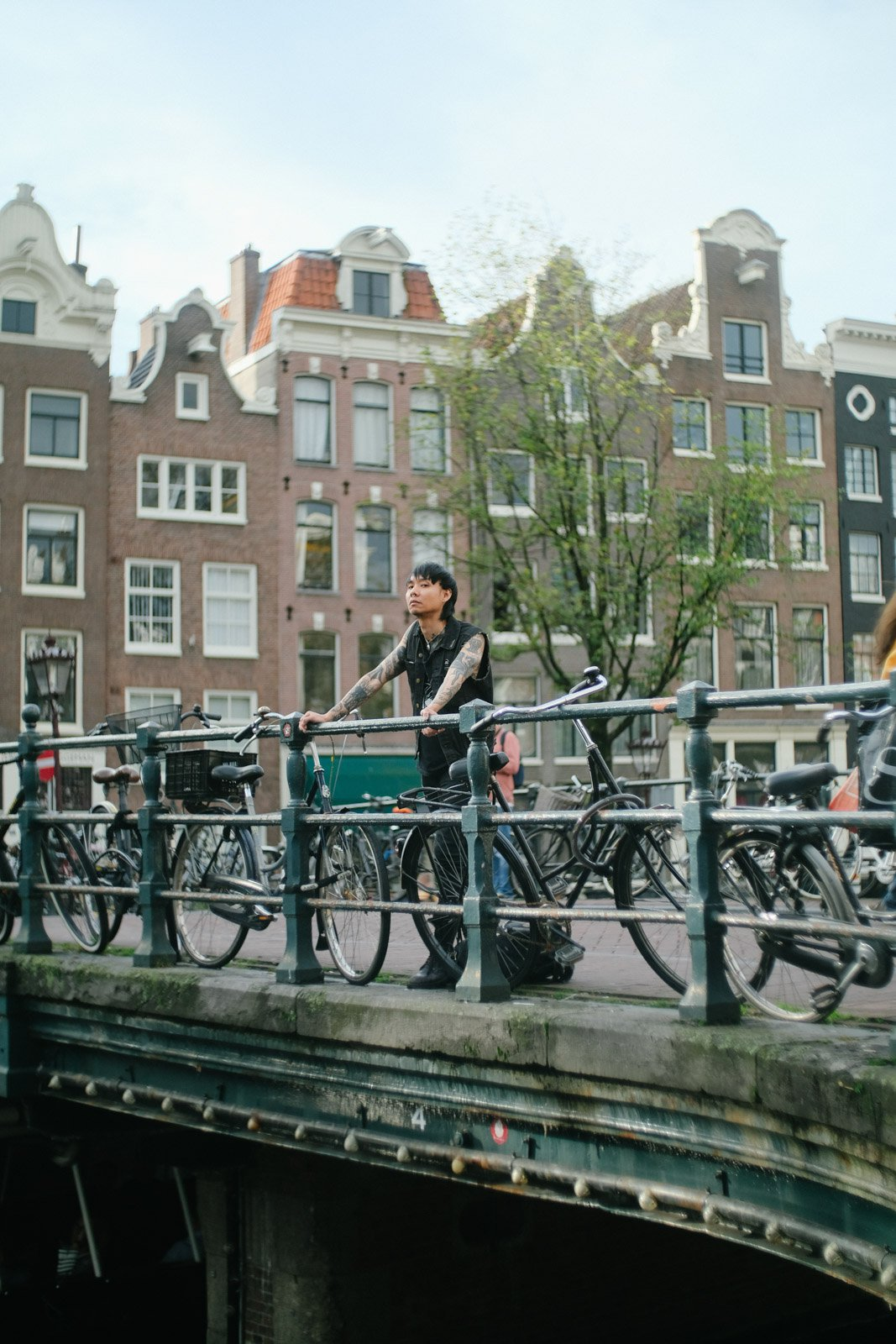 amsterdam man's photo sessions