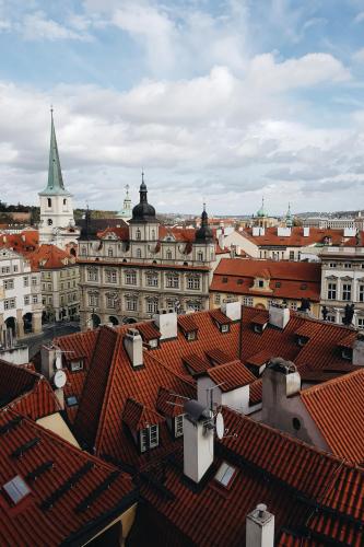 Авторский тревел-блог Прага Чехия