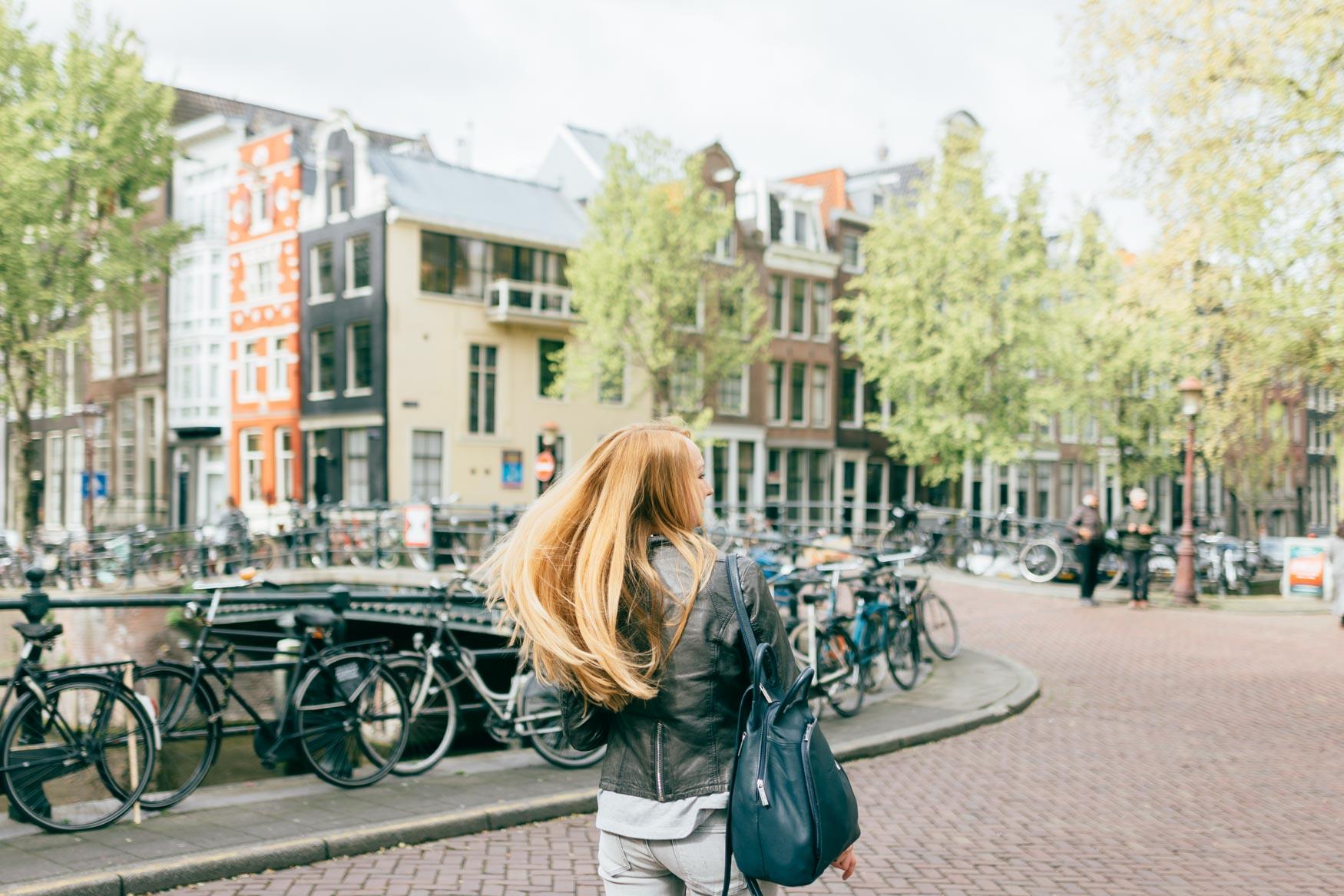 woman photoshoot amsterdam