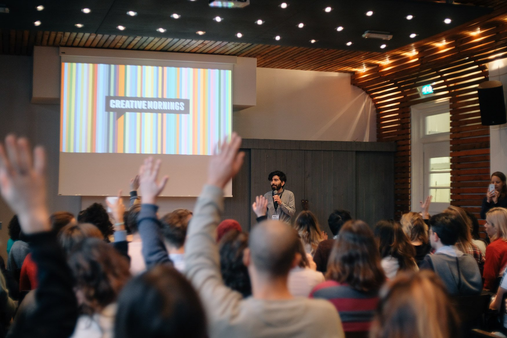 CreativeMornings Amsterdam