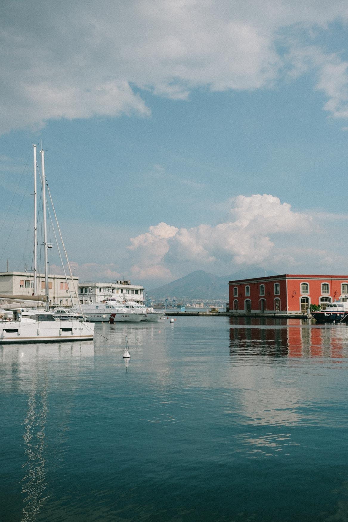 Дневник путешественника в Неаполь
