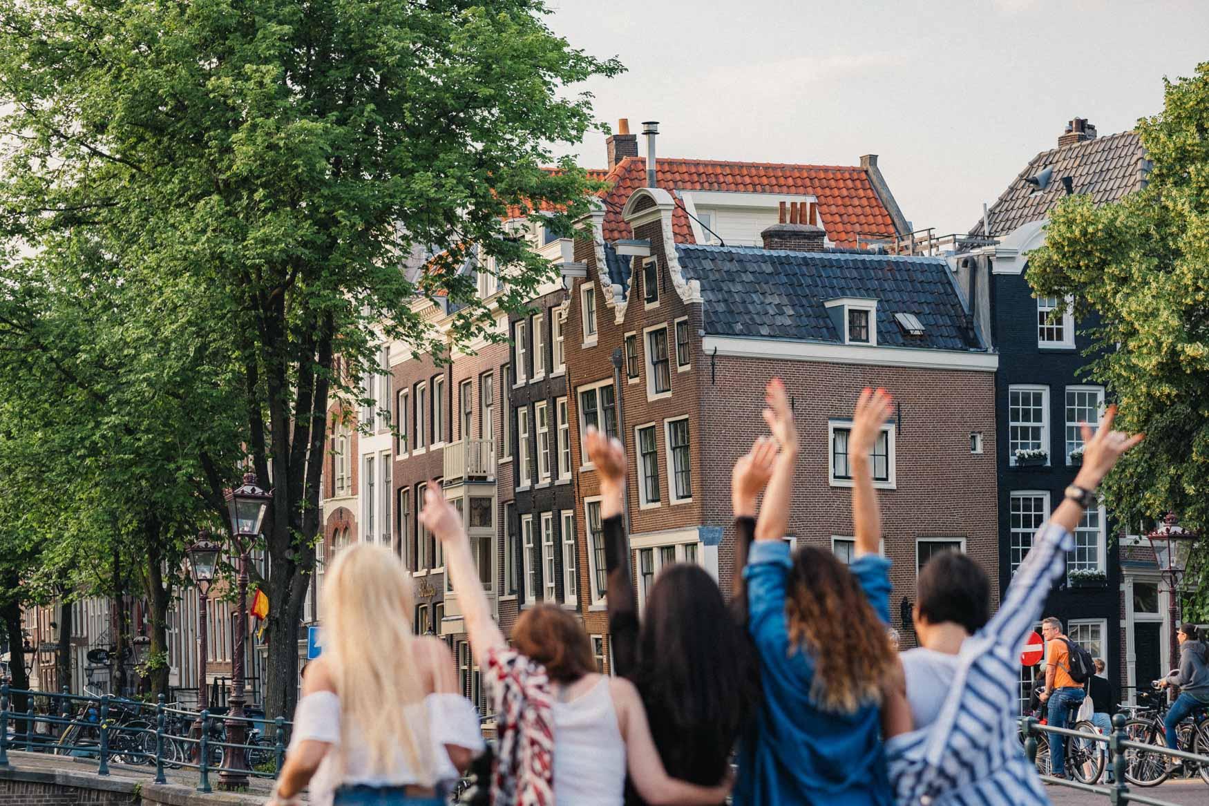 bachelor photoshoot amsterdam