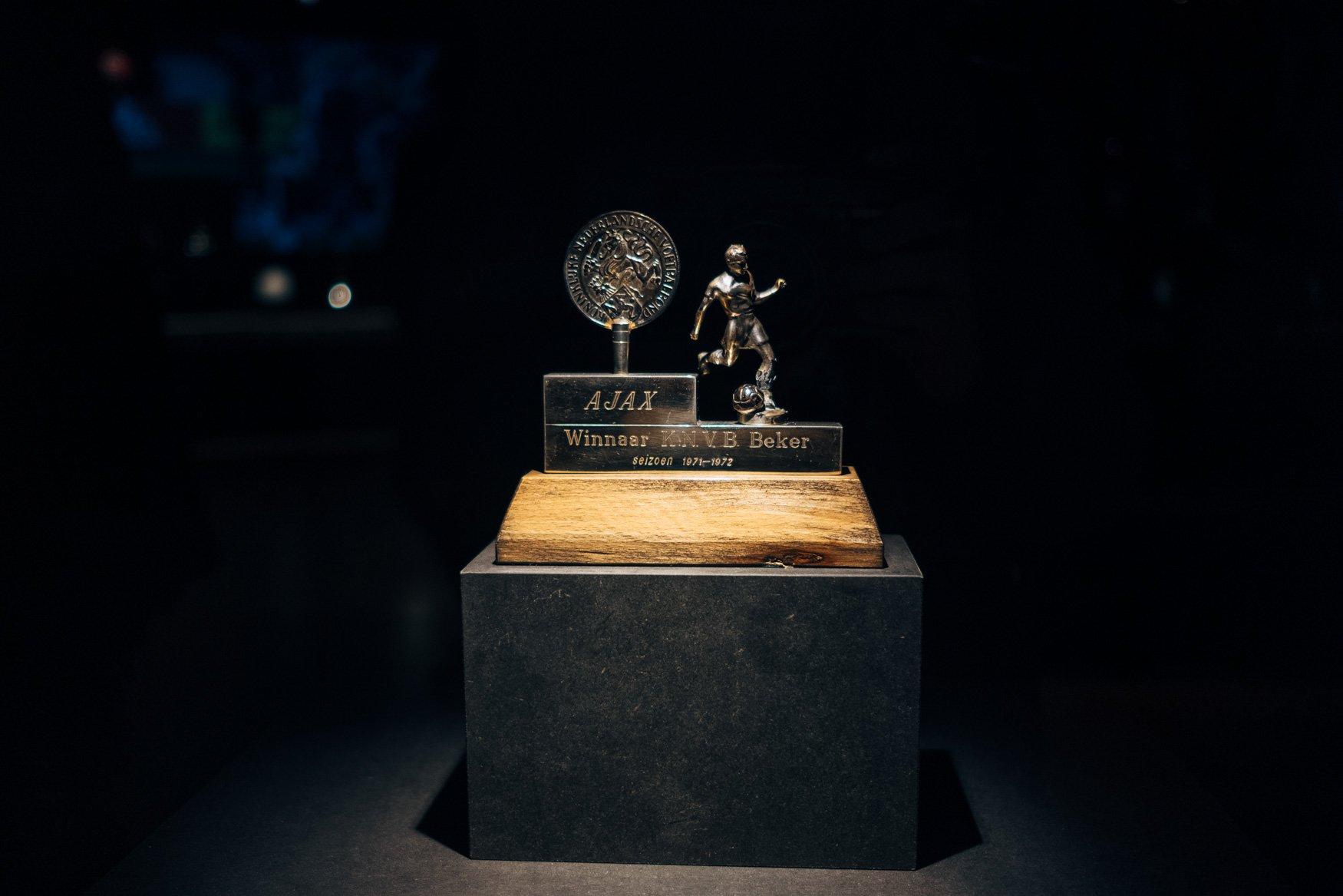 Winnaar KNVB Baker Ajax