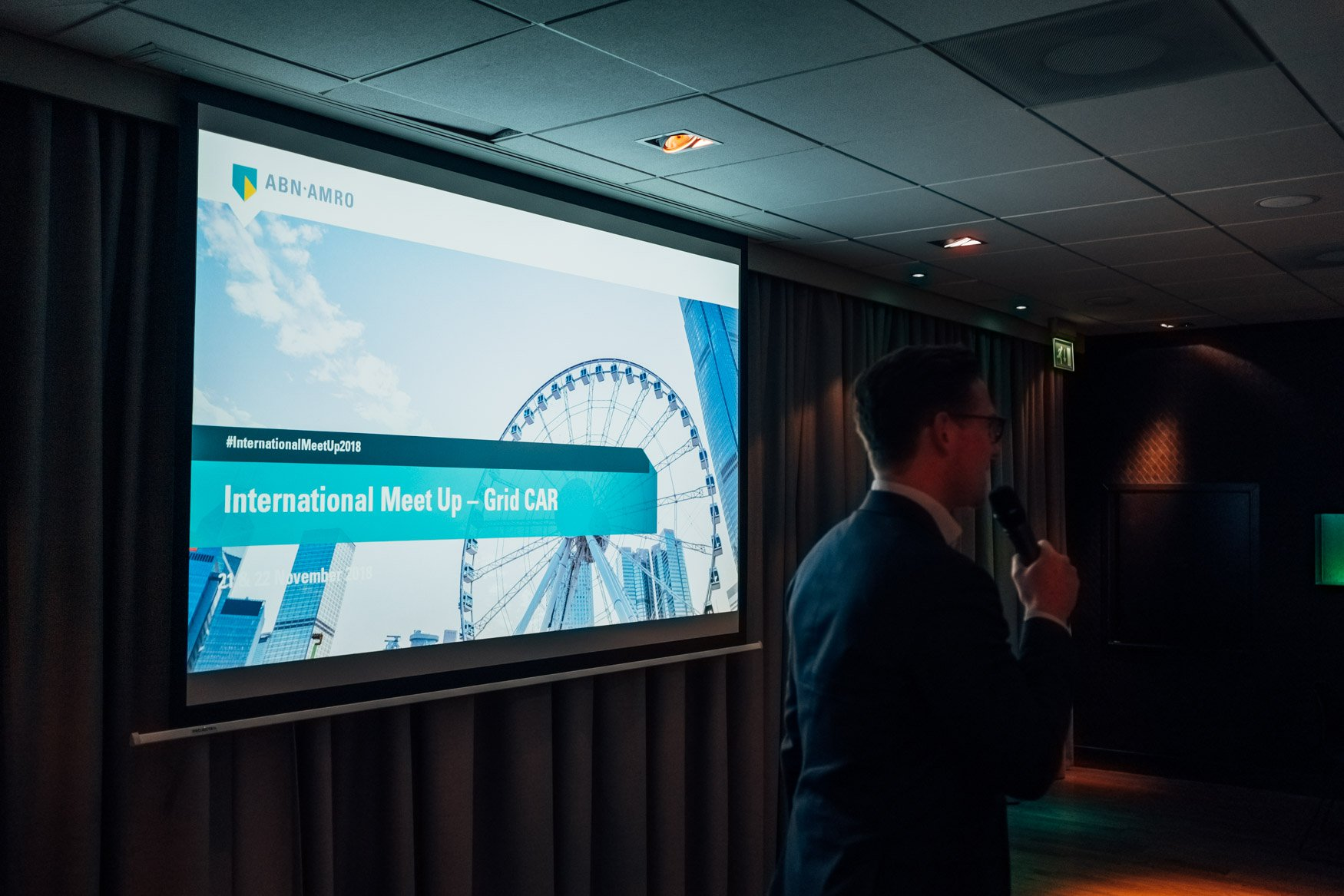 ABN AMRO - international meet up