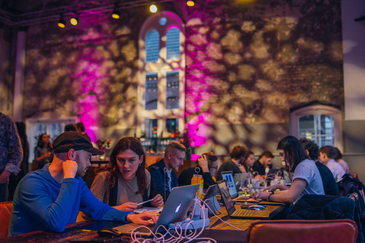 adobe - creative jams event - amsterdam