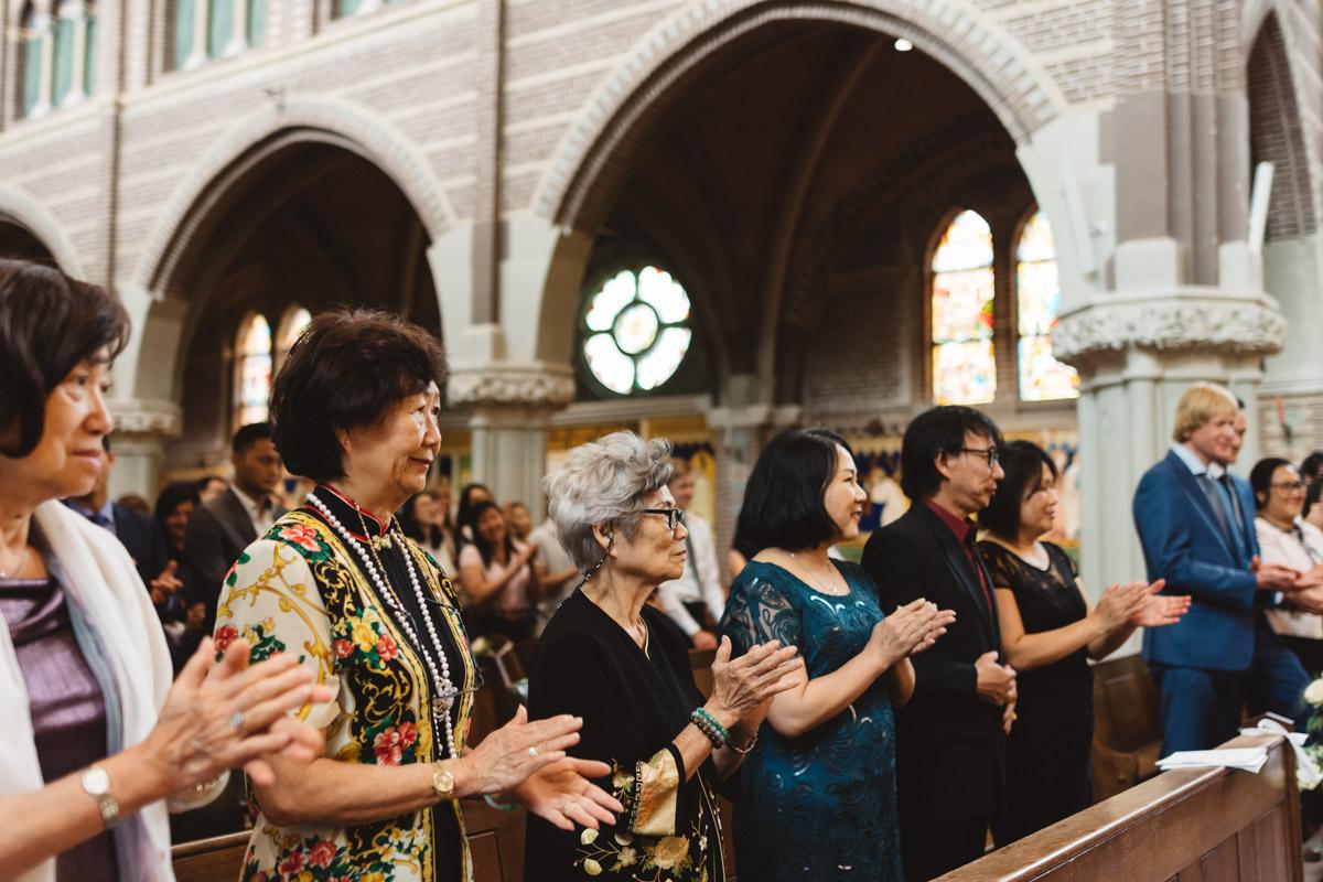 kerk van Ouder-Amstel bruidsreportages