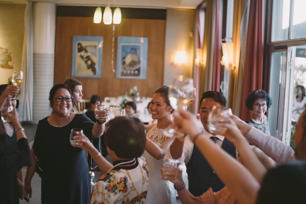 Professionele trouwreportage