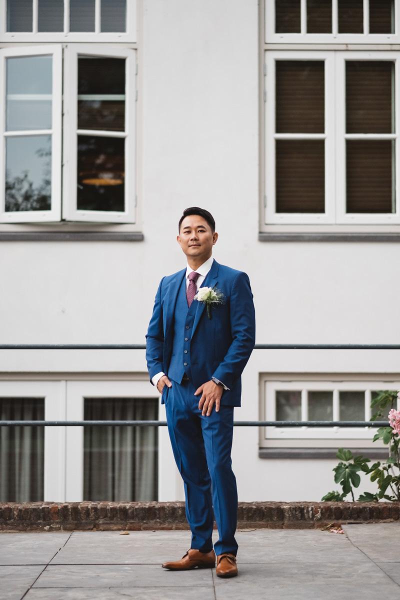 wedding photoreport north-holland