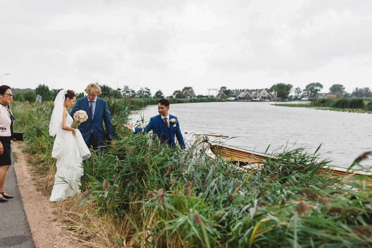 Fotograaf op je bruiloft