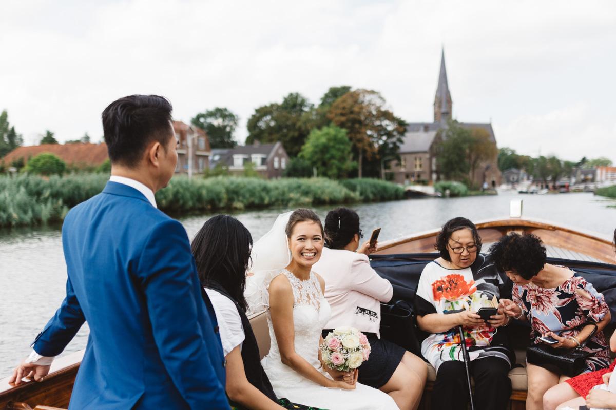 trouwfotograaf voor Nederlandse bruiloften