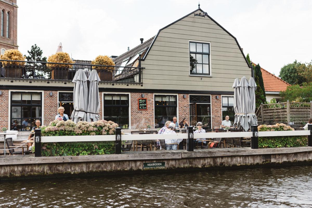 Ouderkerk aan de Amstel bruidsfotograaf
