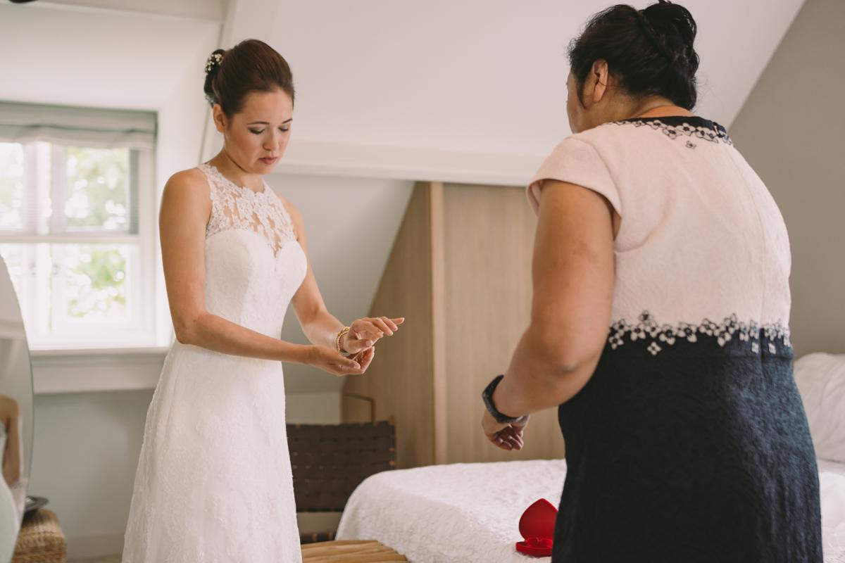 Professionele huwelijksreportage