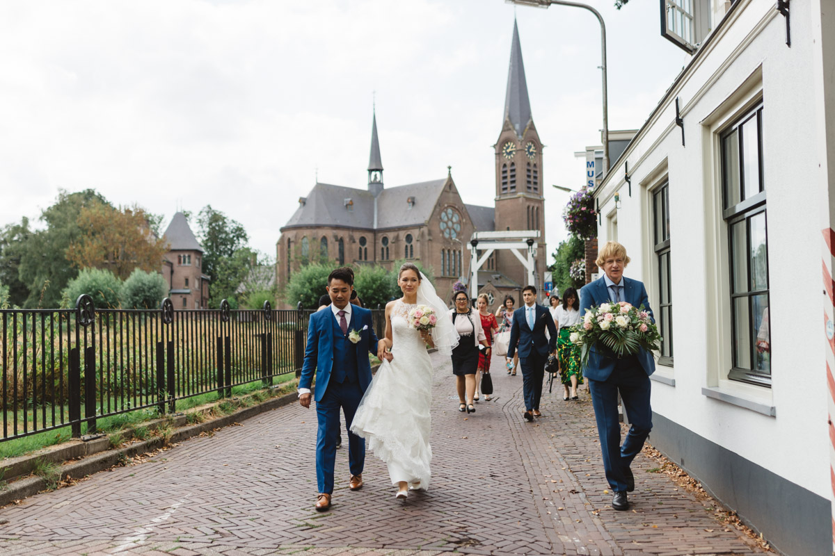 Trouwfotograaf Noord-Holland