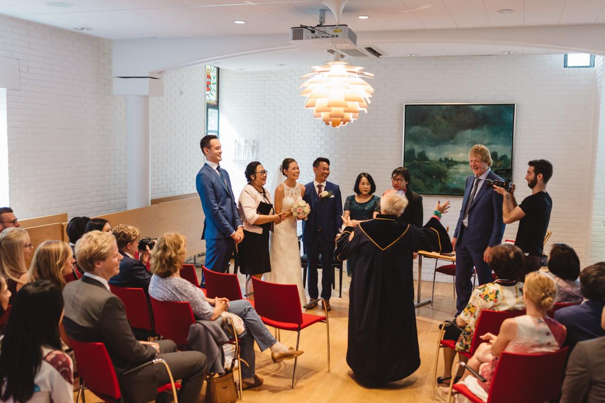 Gemeente Ouder-Amstel huwelijk