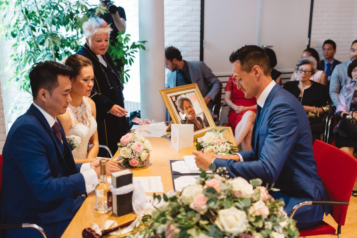 Gemeente Ouder-Amstel huwelijksfotografie