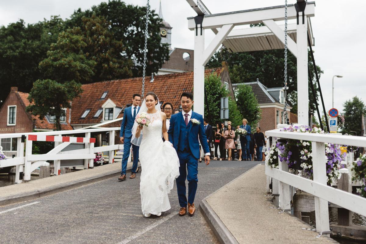 Gemeente Ouder-Amstel bruids