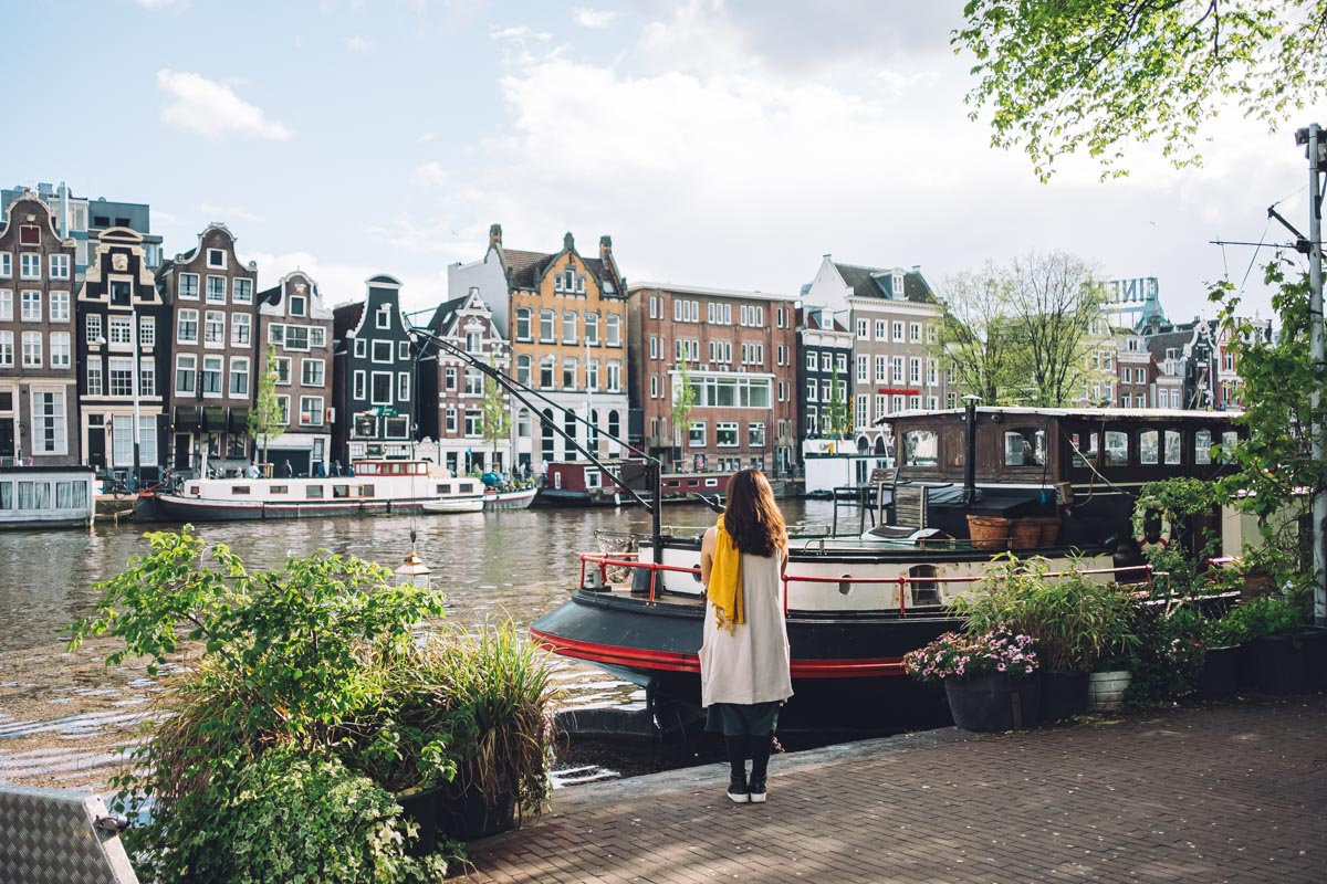sweet escape solo trip amsterdam
