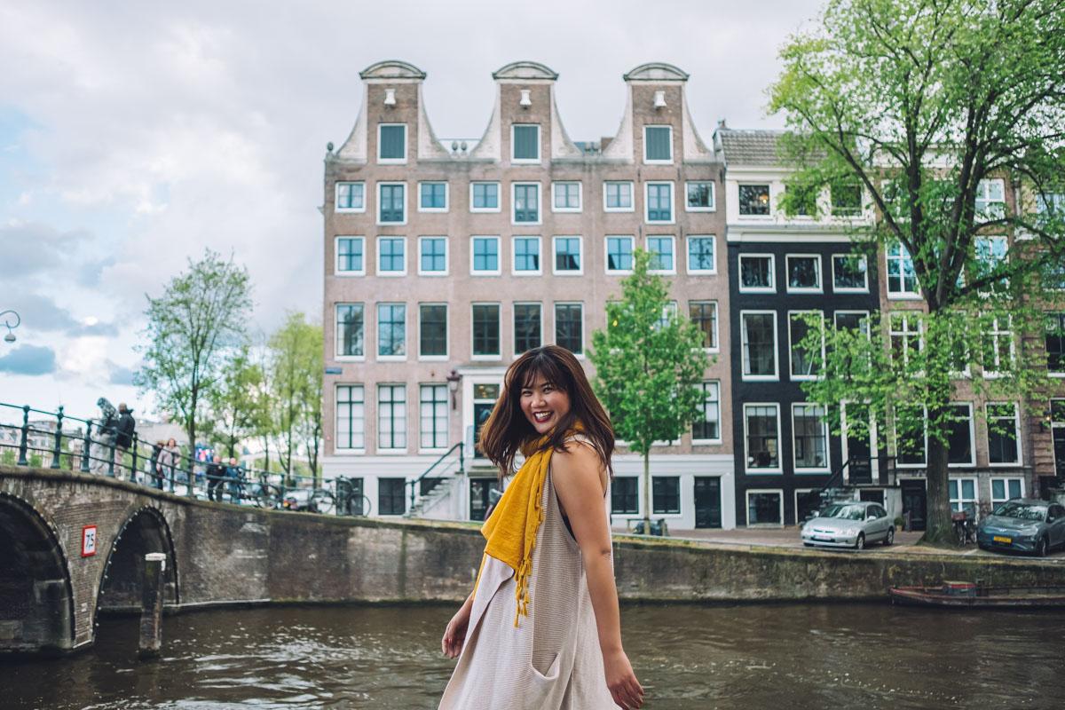 traveller amsterdam