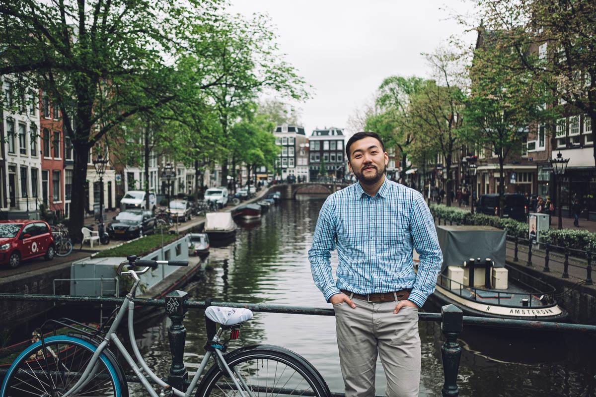 фотосессия мужчины амстердам