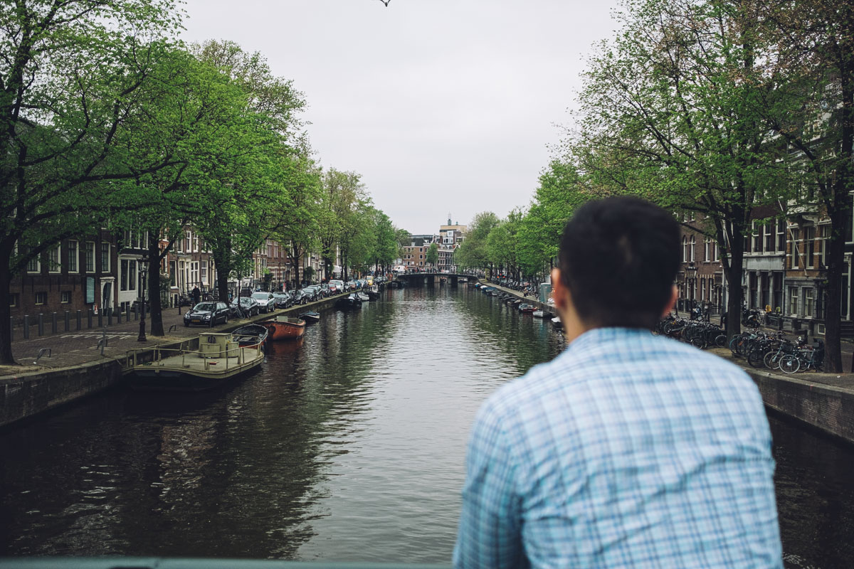 мужская фотосессия амстердам
