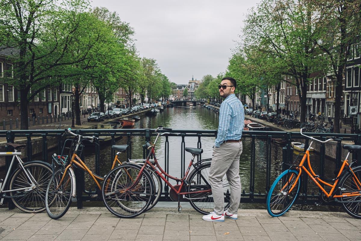 man photoshoot amsterdam