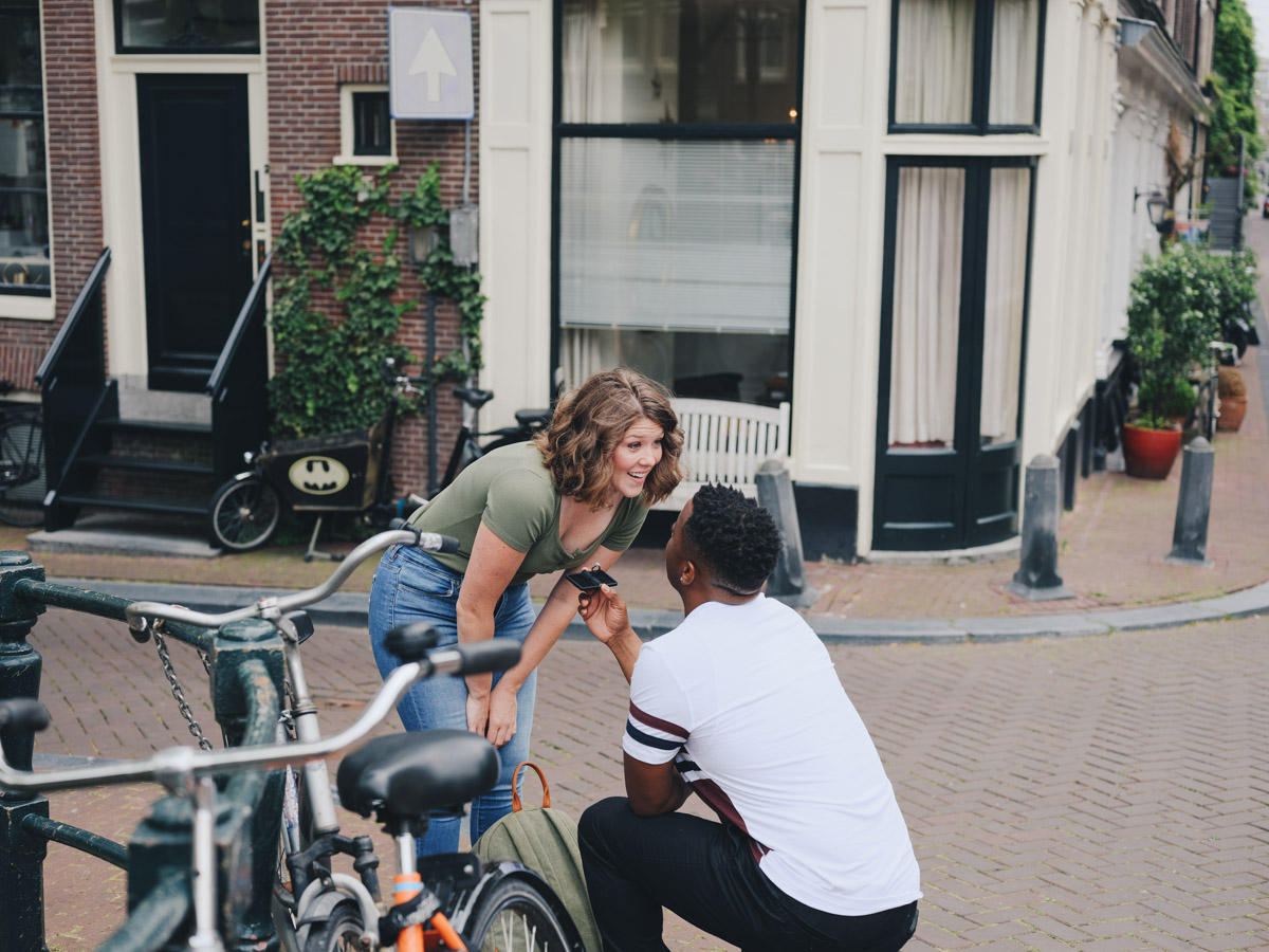 proposal shoot amsterdam
