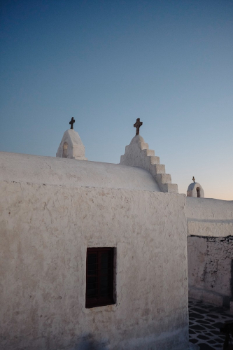 блог про путешествия миконос