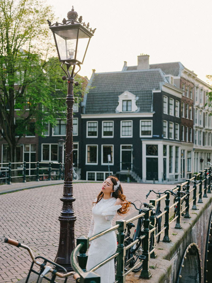 bride photographer amsterdam