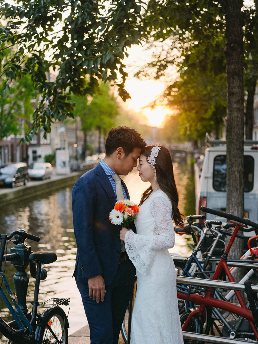 prewedding photography amsterdam