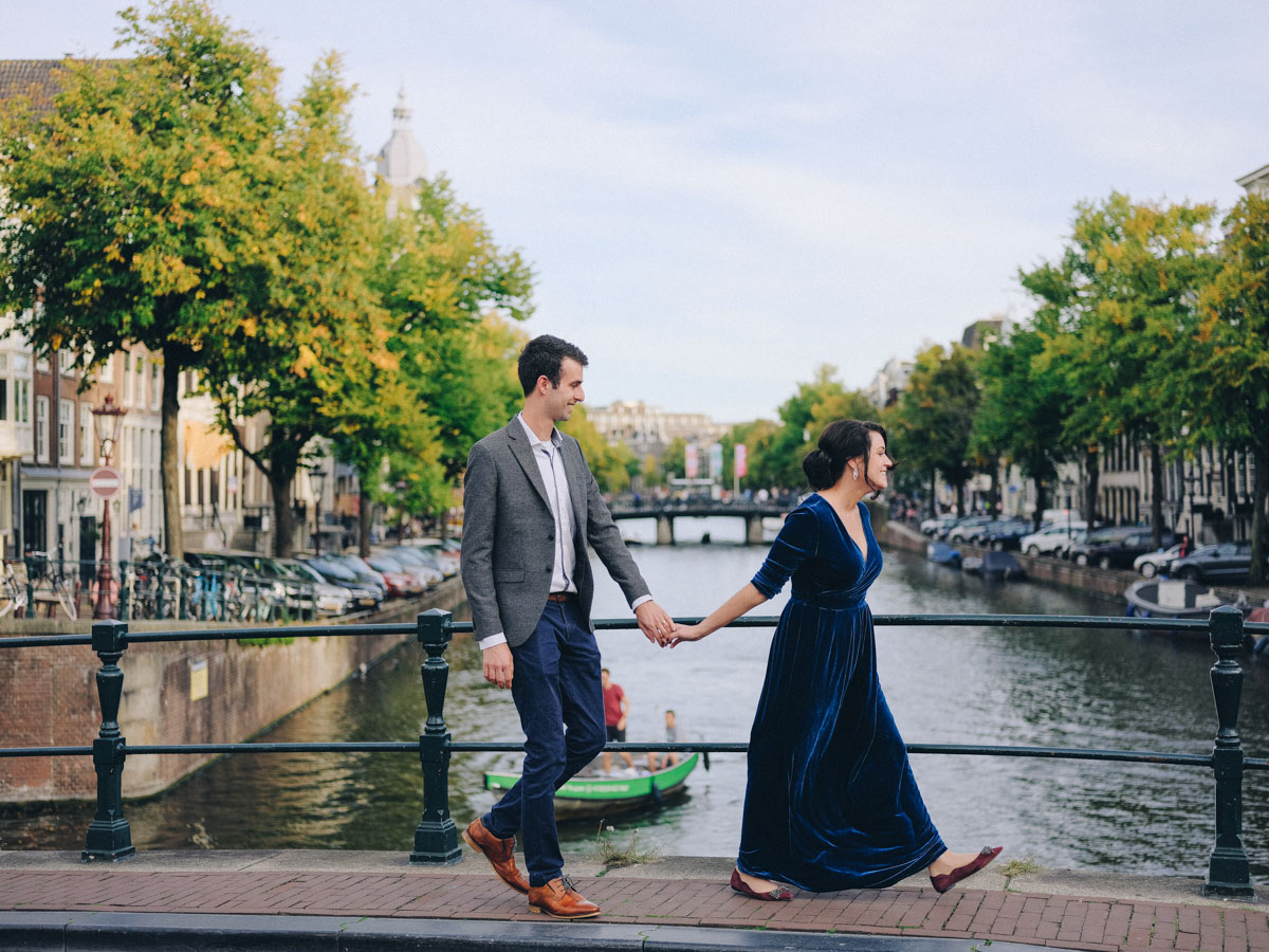 amsterdam proposal photosession