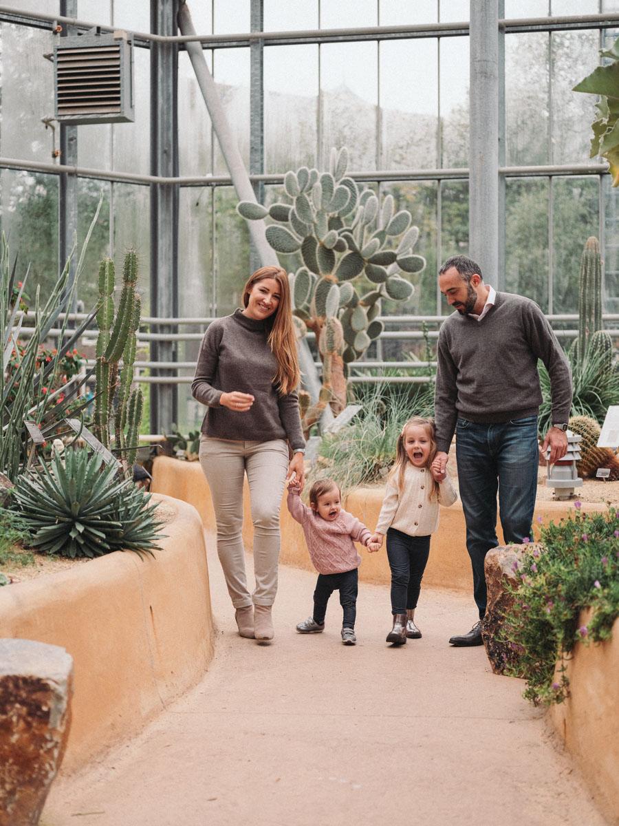 hortus botanicus familiefotografie