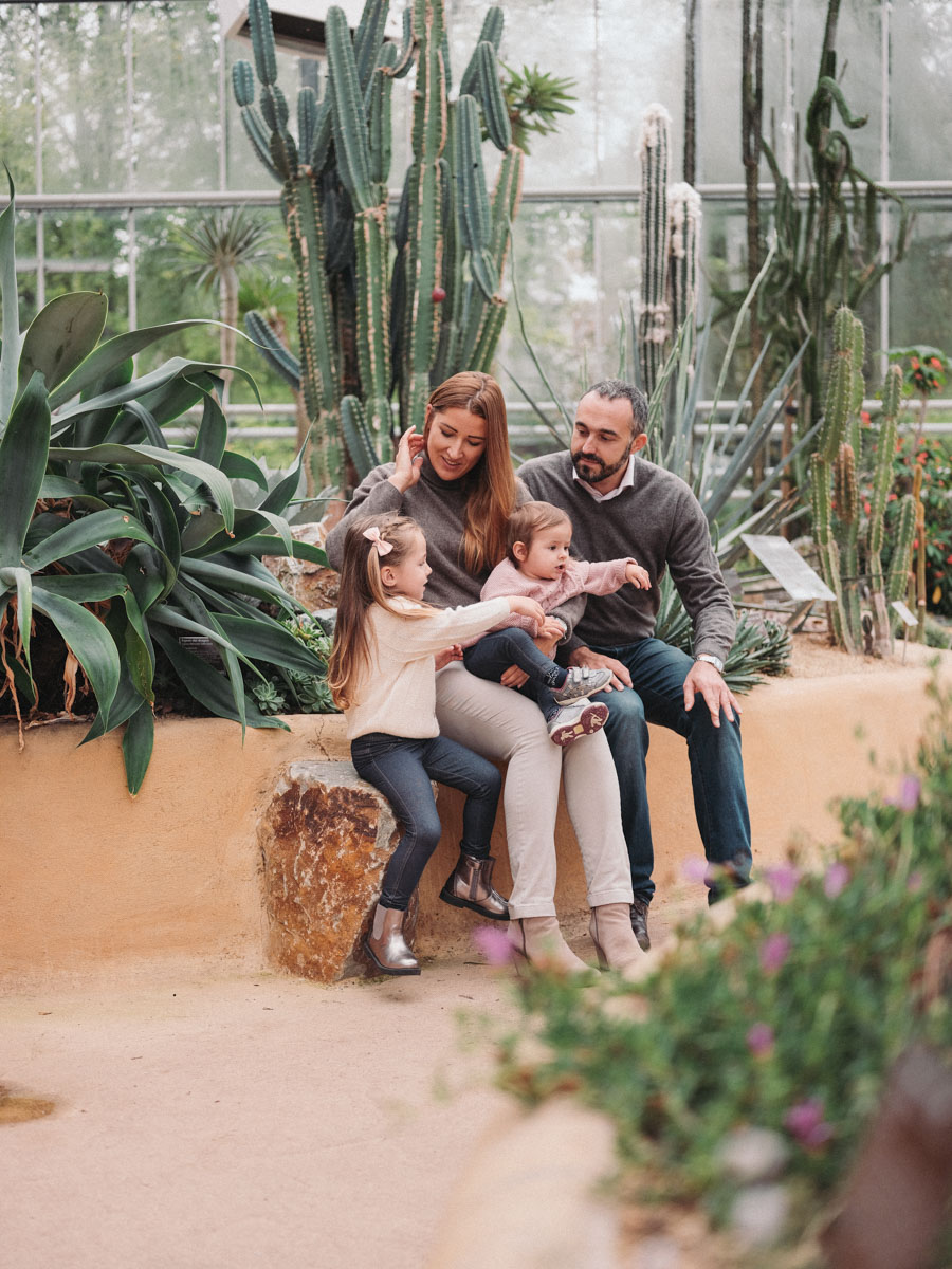 botanical garden amsterdam family photographer