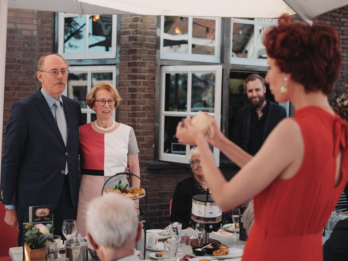 50th Wedding anniversary photoreport