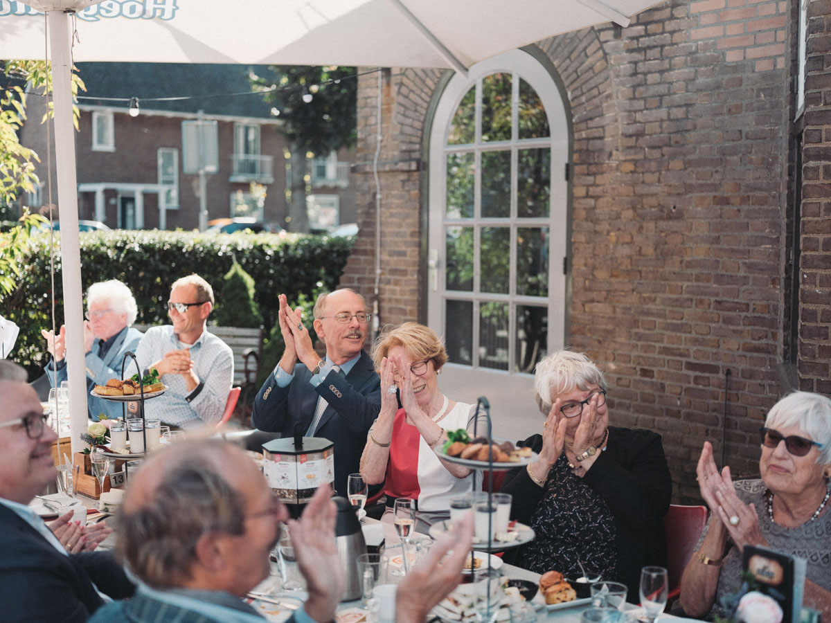 celebrating 50 years together photoreport