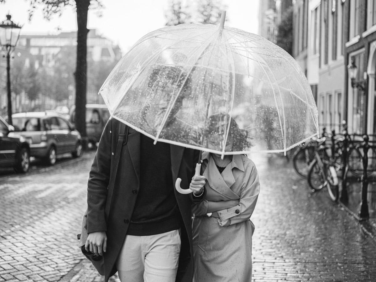 loveshoot transparent umbrella amsterdam