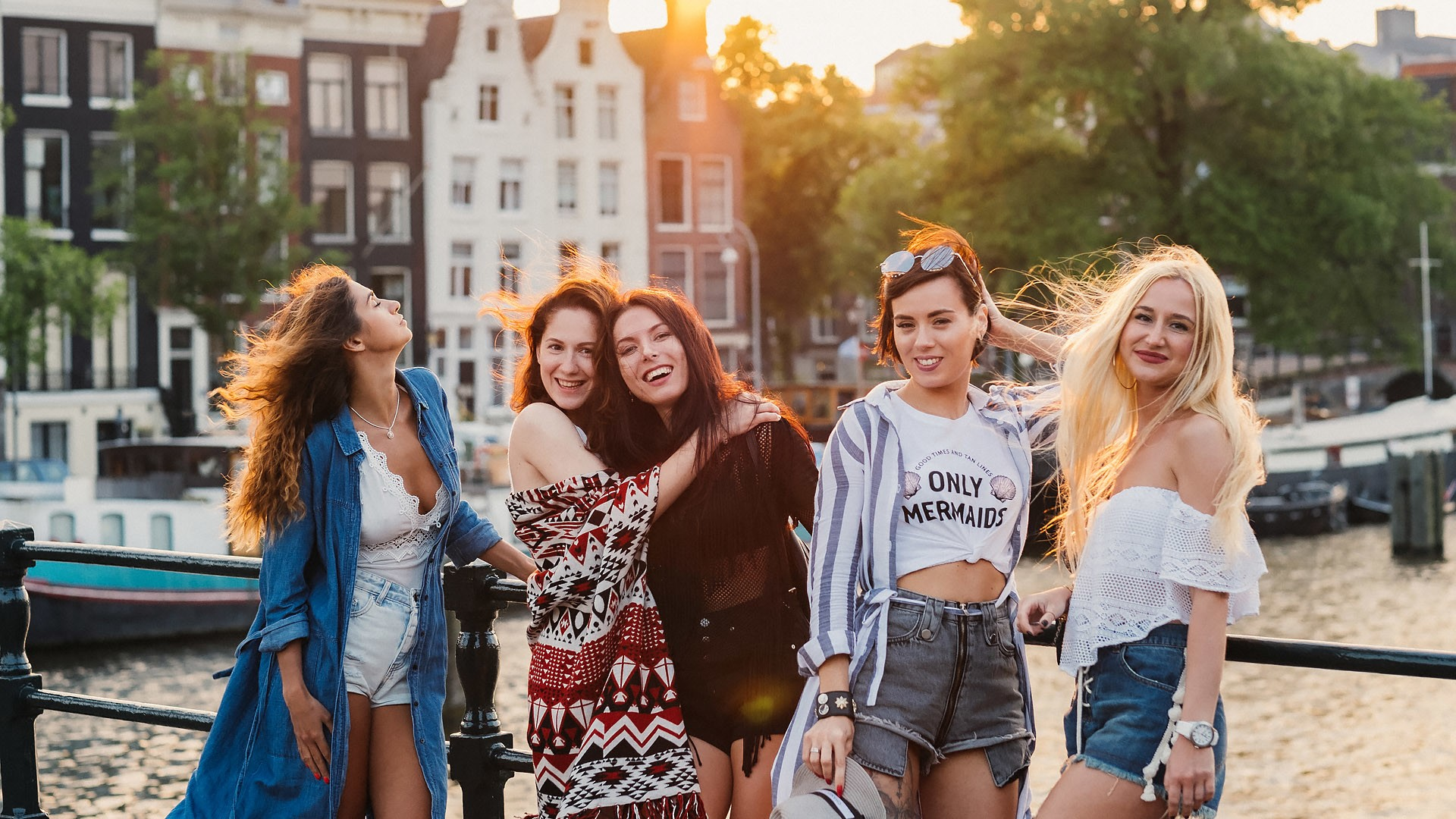 Bachelorette Photographer in Amsterdam