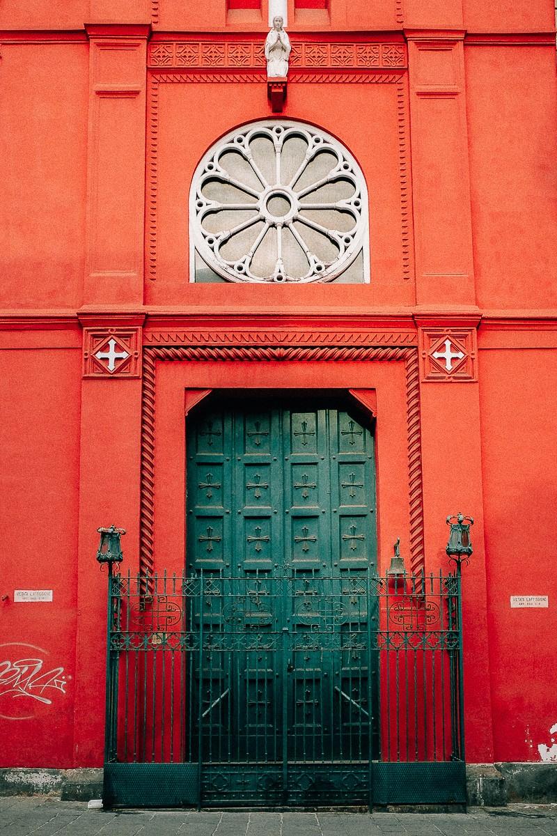 тревел-блоге по неаполю