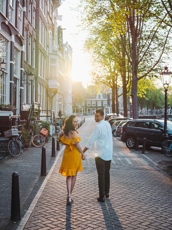 couple amsterdam photography