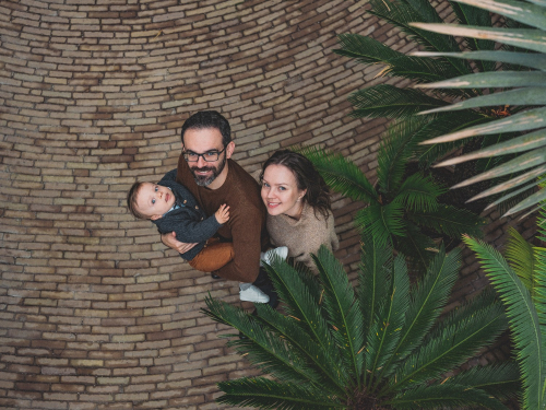 family portrait hortus botanicus