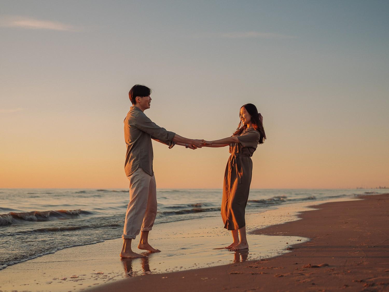 couple photography zandvoort