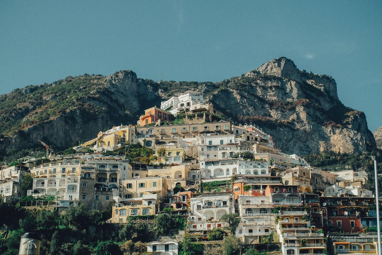 Positano travel blog