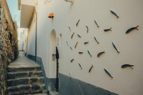 Praiano travel blog