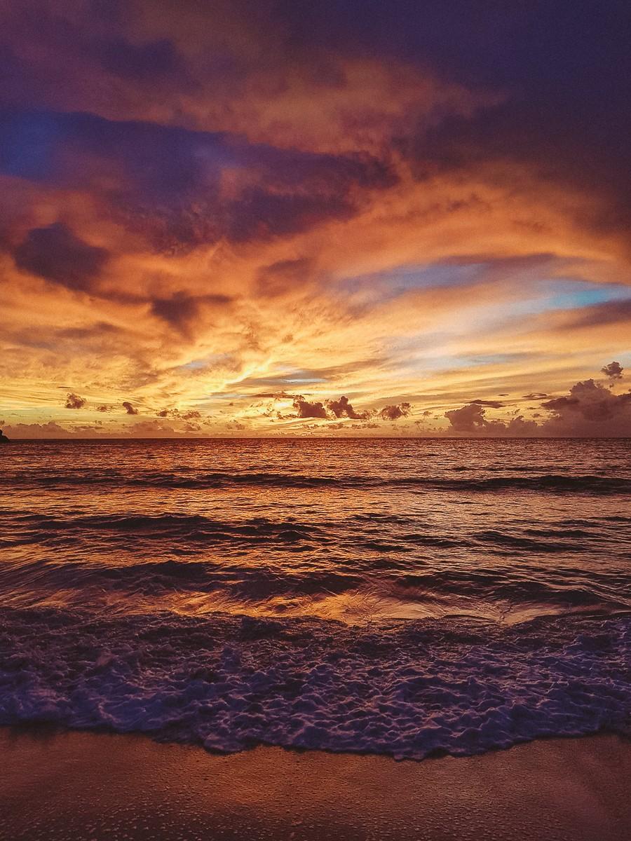 тревел блог Сейшельские острова