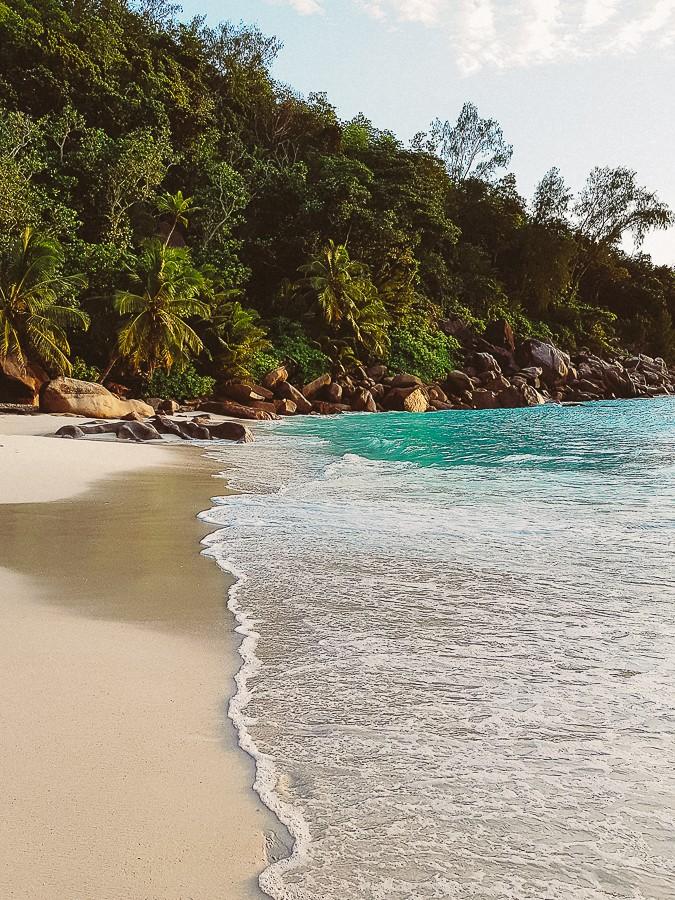 пляжи Сейшел
